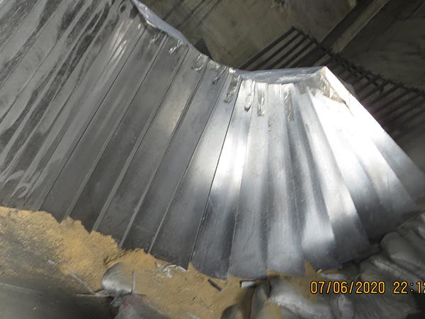 Prefabricated furnace bottom